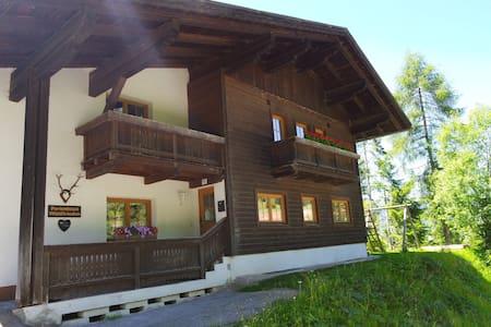 Ferienhaus Waldfrieden - House