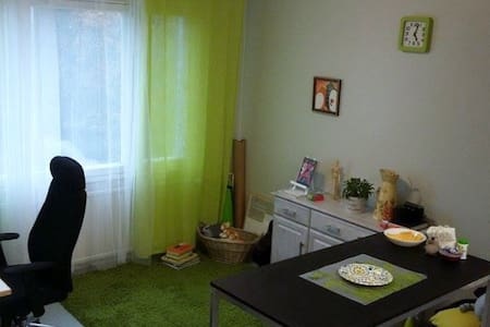 Affordable studio apartment in Skinnarilla, LPR - Lappeenranta - Byt