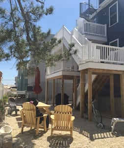 LBI Holgate, Ocean and Bay Views! - Osakehuoneisto
