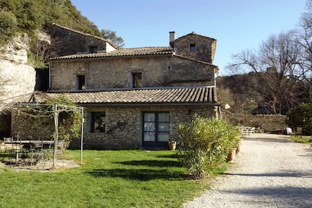 Provence-Haus, 4 Schlafzimmer, grosse Küche, Pool - Guesthouse