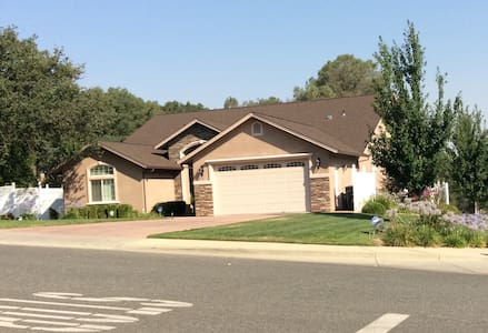 Lake Oroville Elite Vacation Home - Oroville - Casa