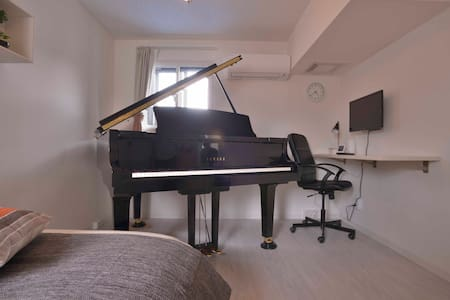 Sugamo C2X Piano 6min #201 - Apartment