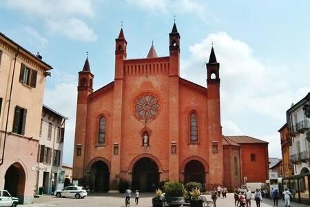 """""""La Casetta di Anna"""" Appartamento centro storico - Huoneisto"""