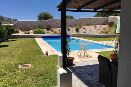 Villa Hermes  outdoor Jacuzzi & pool Anthony Quinn - Casa