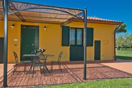 Fattoria di Tirrenia - One bedroom cottage - Apartment