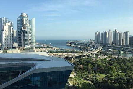 Centum View Raum 센텀 뷰라움 (해운대, 센텀, 원룸형 18평) - Haeundae-gu - Pis