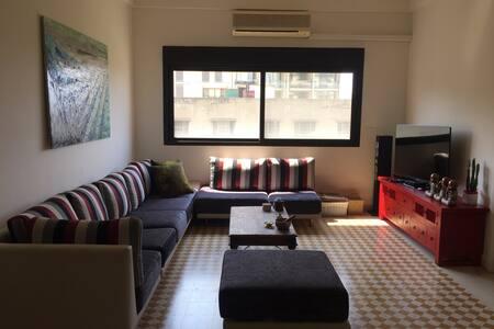 Saifi- 120sqm cozy apartment - Lakás