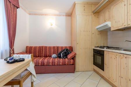 Family apartment in Comano Terme - Ponte Arche - Wohnung