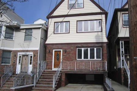 Rooms for Rent in Bayonne NJ - Lägenhet
