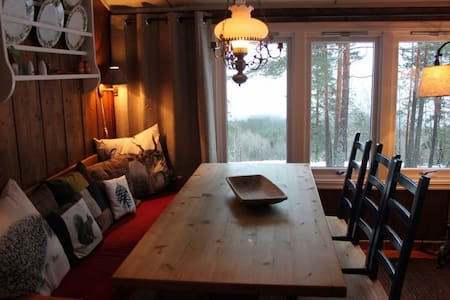 Cottage with a seaview - Bø - Chalet