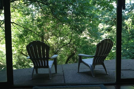 Spacious Private Apartment Nestled in Forest - Newberg - Apartment