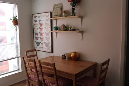 Centrally Located Private Apartment - Austin - Apartment