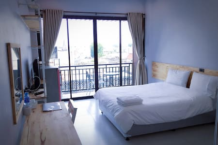 Rinrada loft resident 4 - Amphoe Mueang Chiang Mai - Apartment