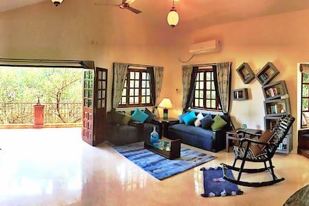 Quiet, Comfort Villa in Goa by the Bay! - Dona Paula