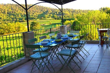 A Casa Celeste BnB - Chambre Soleil - Beaumont-de-Pertuis - Bed & Breakfast