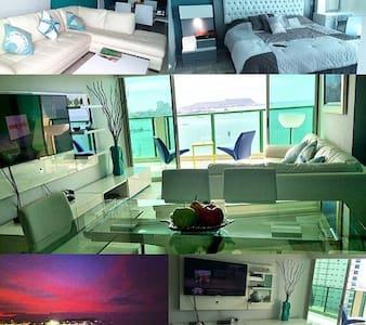OCEAN FRONT VIEW APARTMENT DELUXE - La Libertad - Apartment