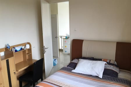 Rent room with AC in central Bogor - House