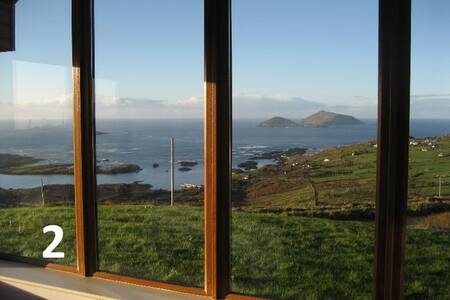 Ring of Kerry - Derrynane - Room 2 - Hus