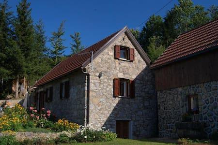 Mountain Farm for Nature Lovers - Krasno Polje - Makuusali