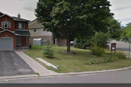 Private room in Ottawa - Talo