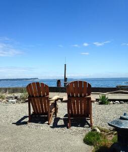 The Beach House - Hansville - Casa