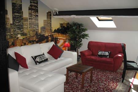 Classic Appartment Riberac & Beach - Ribérac - Appartement