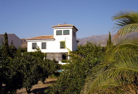 Great spanish villa in Granada - Haus