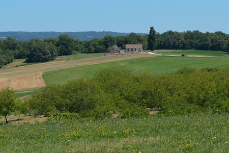 Le Séchoir : un Grand coin de paradis - Saint-Amand-de-Coly - Dům
