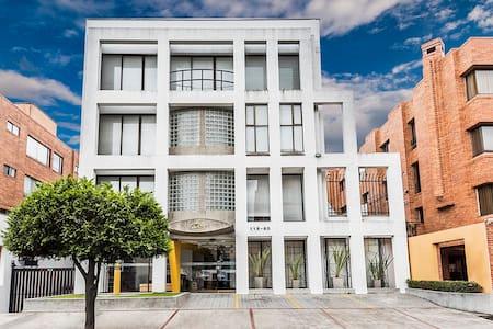 Suites en Santa Barba Bogotá - Byt