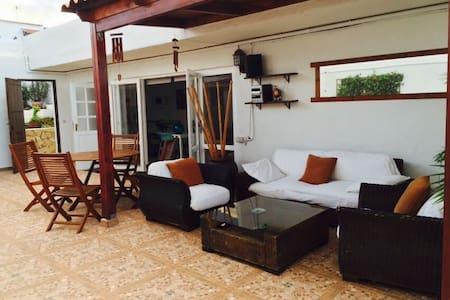 Paz, relax e increíbles vistas - House
