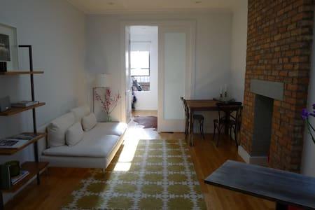 New, super clean & very bright Apt - New York - Apartment
