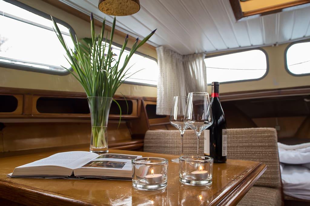 Amsterdam Boat & Breakfast