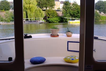 Pénichette de charme Nantes Centre - Båt