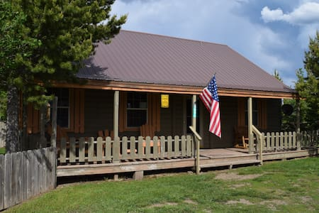 *FISHERMANS CABIN*PET FRIENDLY*YELLOWSTONE COUNTRY - Island Park