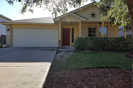 Furnished  3 bedroom House in Round Rock - Round Rock - Casa