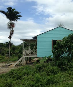 The Likkle Nature Queen Beach Cottage - Boston Bay
