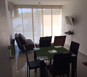 Apartamento Amoblado en Pradomar - Leilighet