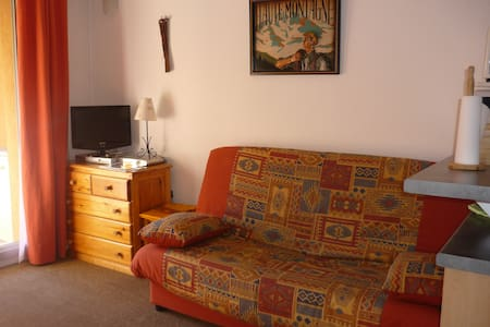 studio Sauze centre station 4pers - Enchastrayes - Apartment
