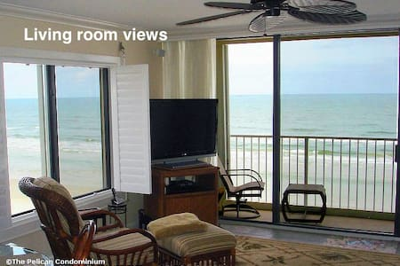 Panoramic Ocean Front End Unit - Appartement