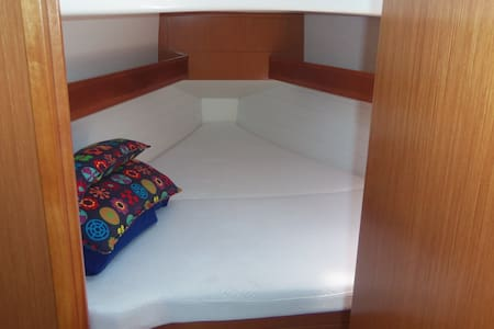 Una notte  in barca a vela - Caorle - Barca