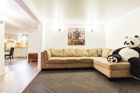 Chambre seule laveuse sécheuse - Ville de Québec - Apartmen