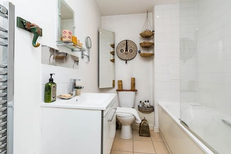Delightful Moroccan Inspired 1BD Flat in Hackney - London - Apartment