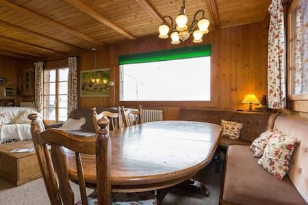 Lovely traditional chalet - Bex - Chalet