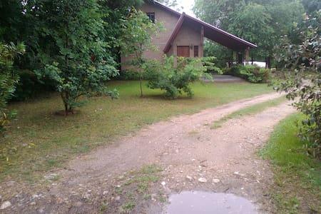 Cabañas de campo, Santa Catalina, - Villa Carlos Paz - Cabanya