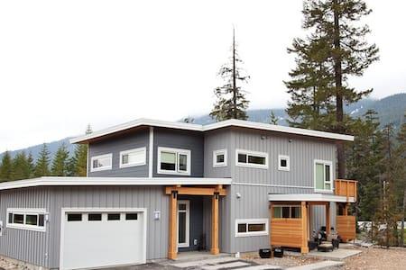 Modern + Nature = Amazing - House