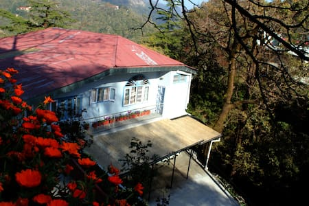 The Burra Bungalow - Mussoorie - 独立屋