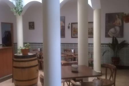 Bed & breakfast Casa Alhambra. Cabo de Gata - Carboneras - Pousada