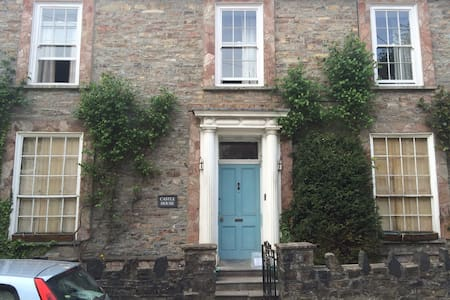 Double Room in Bampton, Devon, GB (one of two) - Bampton - Hus