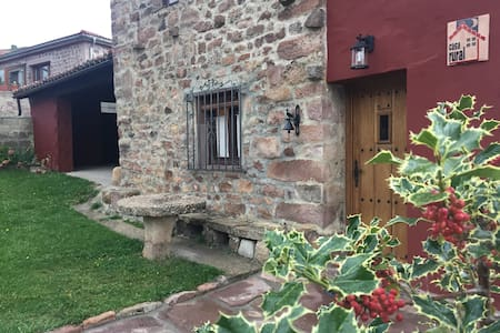 Casa rural Villafañe - Brañosera - Huis