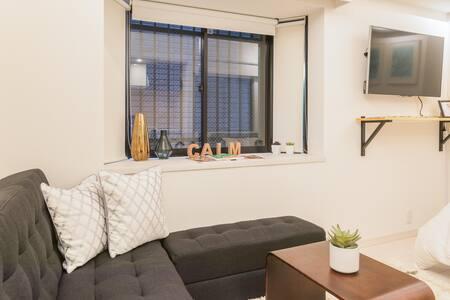 Tokyo Expat Comfort: Azabujuban / Roppongi Studio - Minato-ku - Apartment